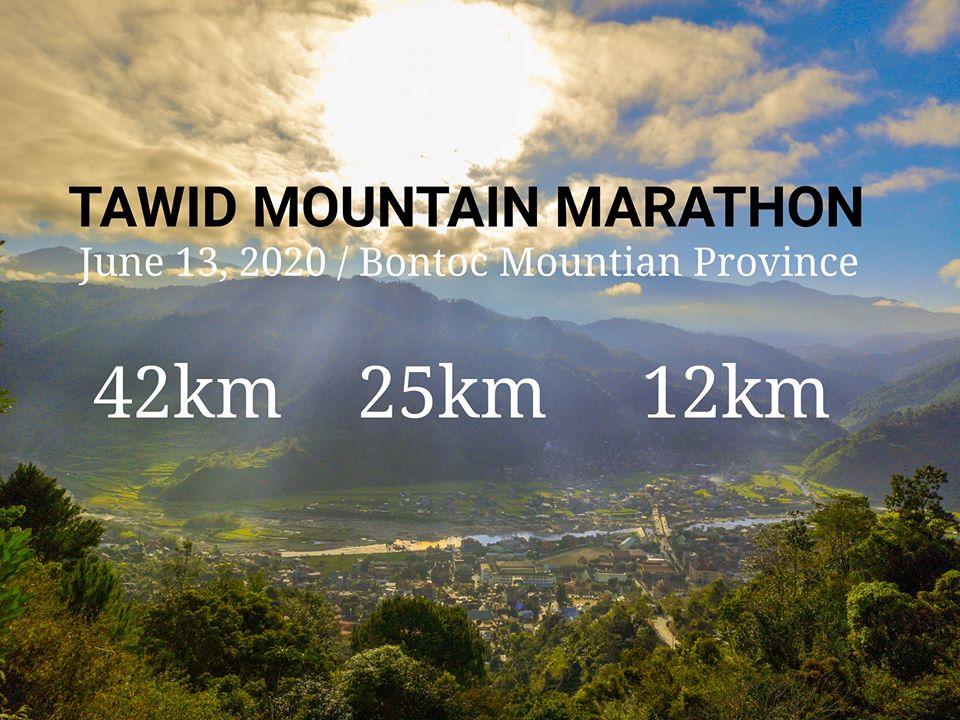 Tawid Mountain Marathon 2020