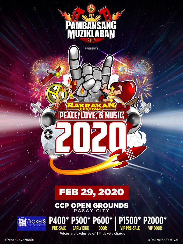 Celebrate The Leap Year as Rakrakan Festival 2020 Takes Stage!