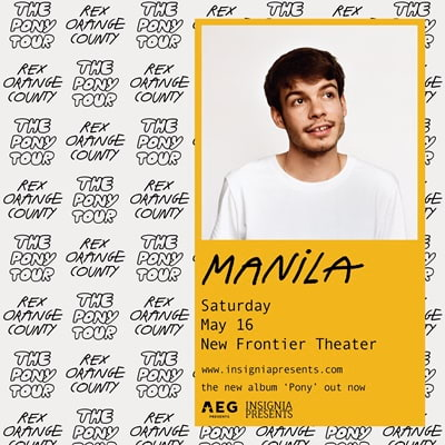Rex Orange County is Coming to Manila!