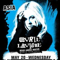 Avril Lavigne - Head Above Water World Tour