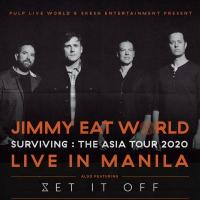 Jimmy Eat World Live In Manila