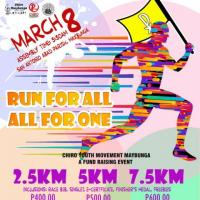 Run for All, All for One 2020 2.5/5/7.5K