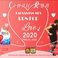 Pagsanjan MPS #RunforLOVE2020 Couple Run