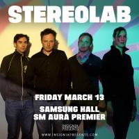Stereolab Live in Manila