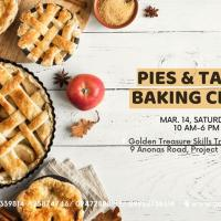 Pies and Tarts Baking Class