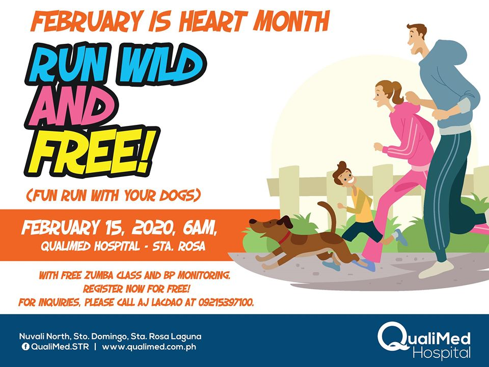 QualiMed Fun Run with Dogs (FREE)