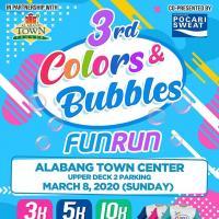 3rd Colors & Bubbles Fun Run