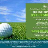 2nd Charity Golf Tournament