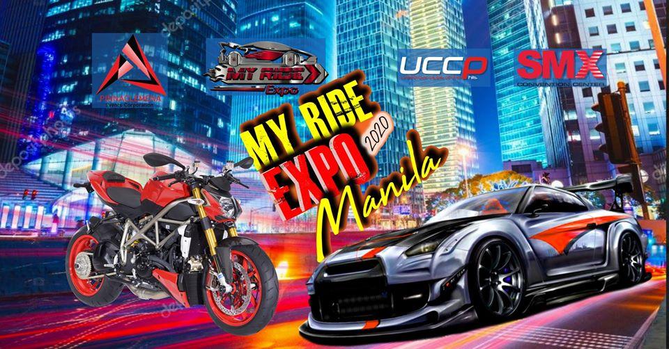 My Ride Expo Manila 2020