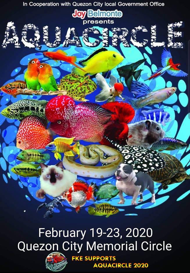Aquacircle FISH and PET EXPO 2020