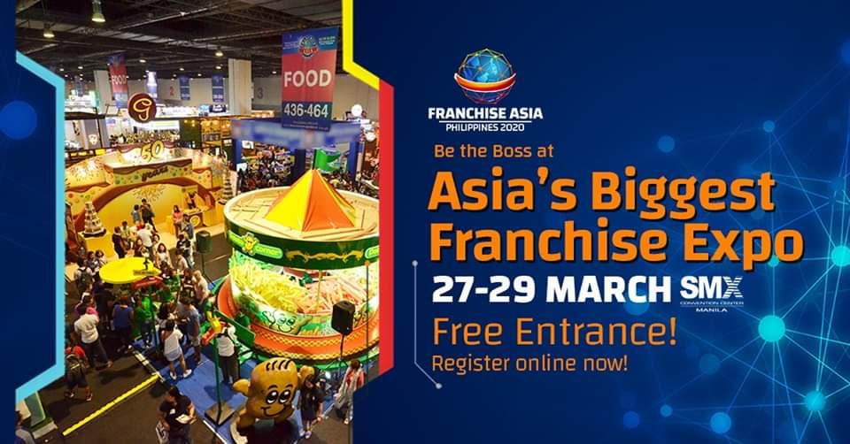 Franchise Asia Philippines 2020