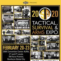 Tactical, Survival and Arms Expo