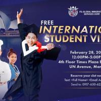 International Student Visa Expo