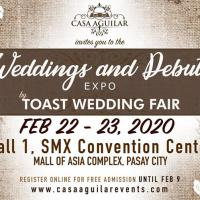 Weddings & Debuts Fair 2020