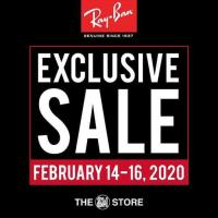 Ray-Ban sunglasses exclusive sale