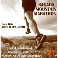 Sagada Mountain Marathon 2020 10/25/42KM