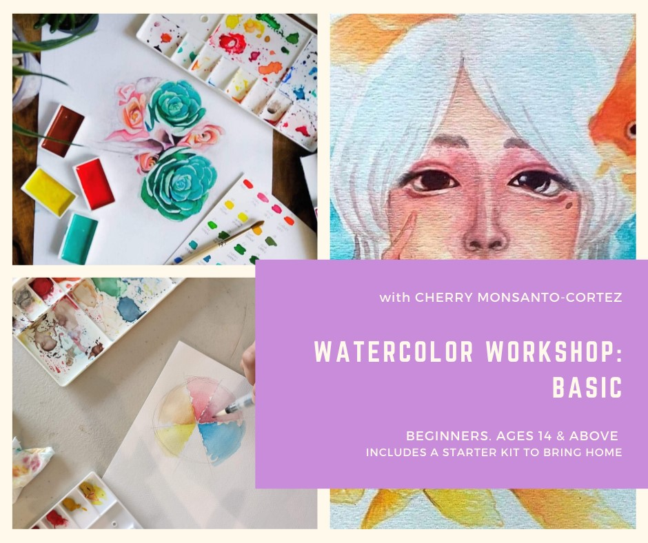 Basic Watercolor for Beginners