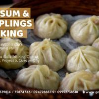 Dim Sum and Dumplings Making - Weekday Class
