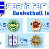 Seafarers Basketball League 2020 - Day 1