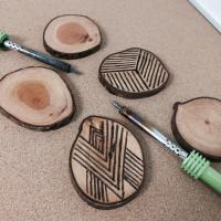 Basic Wood Pyrography Workshop
