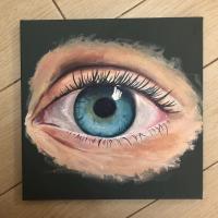 Realistic Eye Painting Workshop