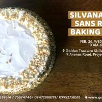 Sansrival and Silvanas Baking Class