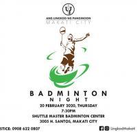Badminton Night