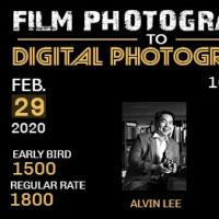 Film Photography to Digital Photography