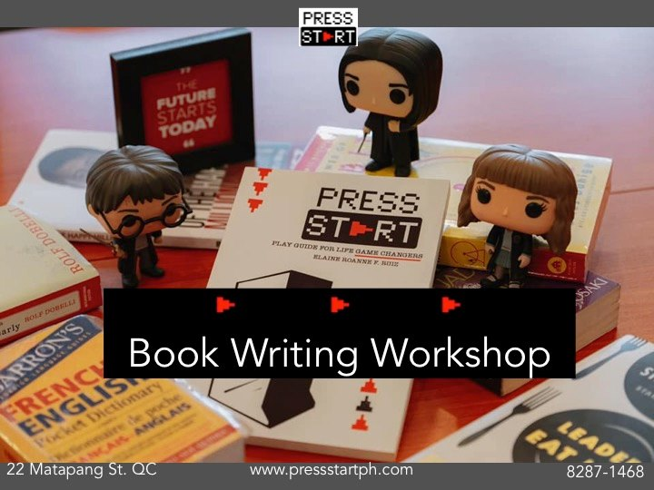 Book Writing Workshop
