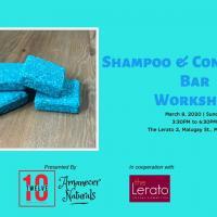 Shampoo & Conditioner Bar