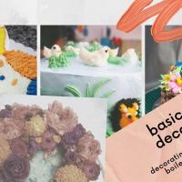 Basic Cake Decorating Workshop