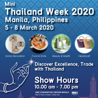 Mini Thailand Week 2020