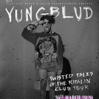 English Singer-Songwriter YUNGBLUD is Performing