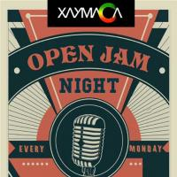 OPEN JAM NIGHT AT XAYMACA BAR