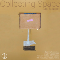 Collecting Space by Joe Bautista