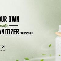 Make Your Own High Quality Hand Sanitizer Workshop