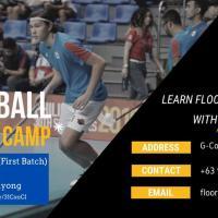 Floorball Summer Camp with NGAGE Floorball Academy