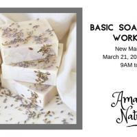 Basic Soap Making Workshop