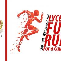Lycean Fun Run for a Cause