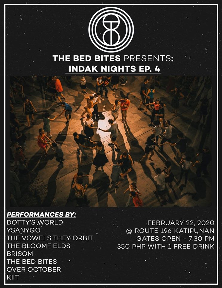 INDAK NIGHTS EP. 4 AT ROUTE 196