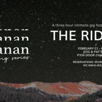 TAHANAN GIG SERIES FEATURING THE RIDLEYS AT JESS & PAT'S