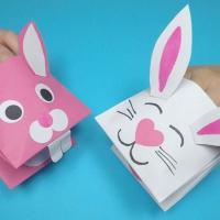 Paper Puppet Making