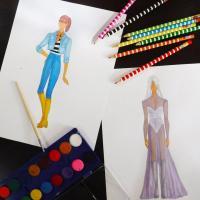 Fashion Illustration Workshop