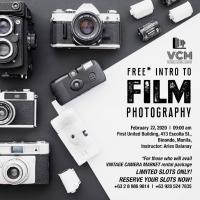Intro to Film Photography