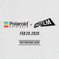 Polaroid Originals x Born In Film Photography Workshop