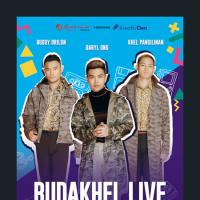Budakhel feat. Bugoy Drilon, Daryl Ong and Michael Pangilinan