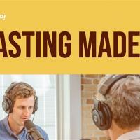 Podcasting Made Easy Workshop