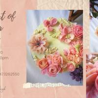 The Art of Flower Piping