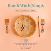 Bondi Work(Shop) : Painting Workshop and Pop-up