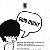 EMO NIGHT AT ROUTE 196